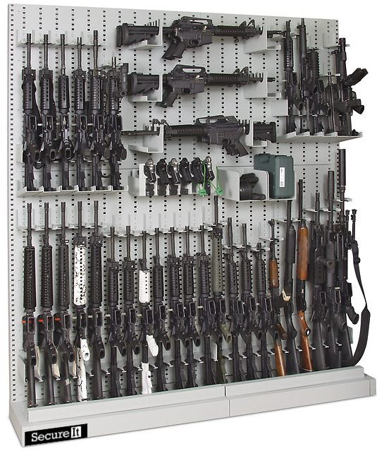 Want? A gun rack? I dont even own a gun. Let alone many guns which ...