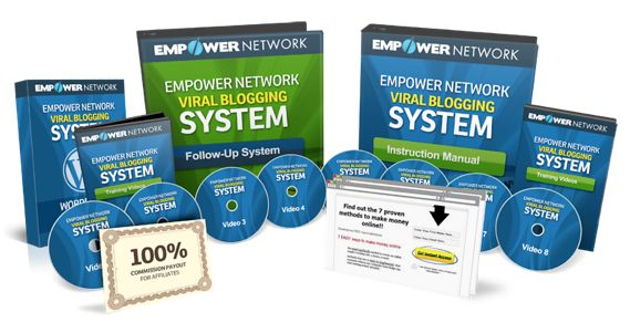 Basic membership product display for Empower Network, found on EmpowerNetworkBuzz.com