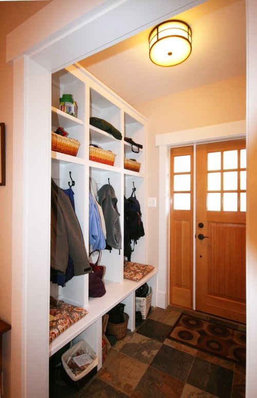 cool ideas for small closets - 11 best images about Entry way coat & shoe storage on