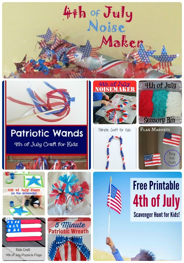 Are you hosting a kid friendly 4th of July party? Be sure to check out these 50+ kid friendly crafts, activities, and recipes.