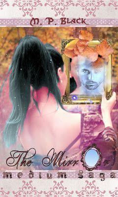 """Blog ufficiale di M.P.Black: Nuova cover per """"The Mirror""""!"""