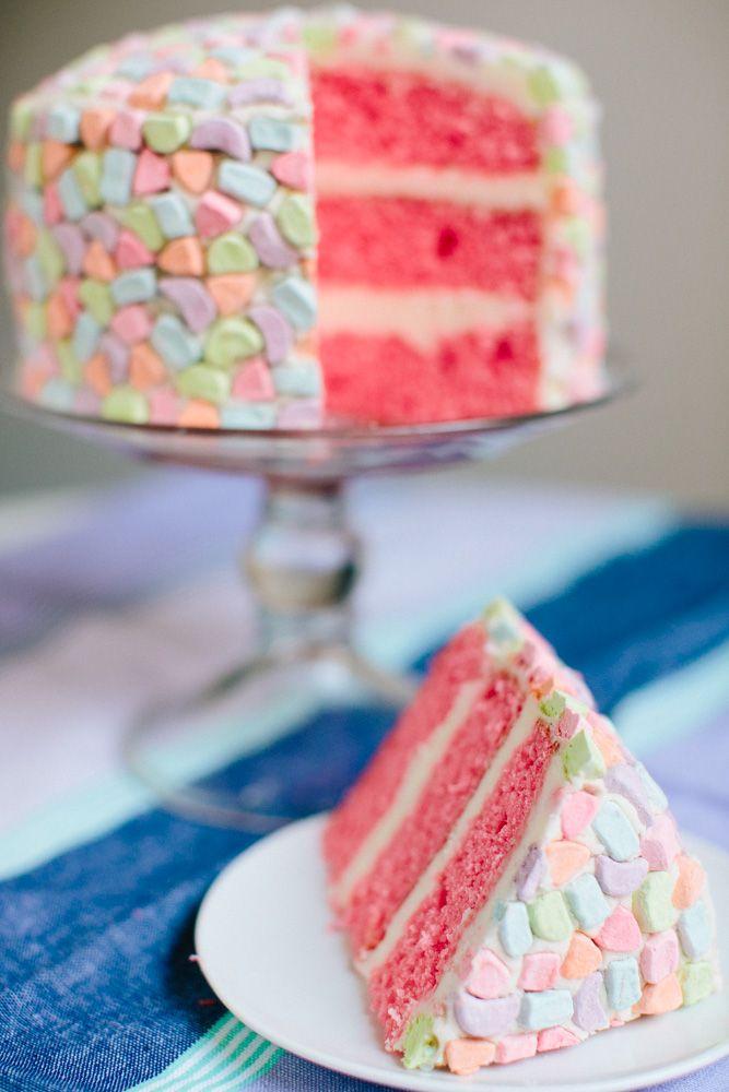 Cereal Supreme Cake | Becca Bakes (www.becca-bakes.com)