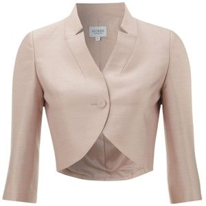 Hobbs Invitation Roasline Jacket, English Rose