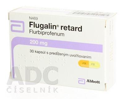 FLUGALIN RETARD cps plg 200 mg 1x30 ks
