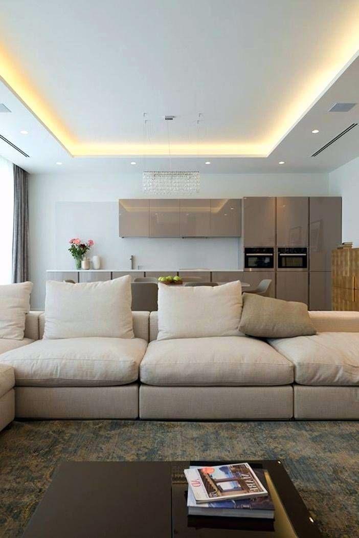Idee open space lineare: cucina, sala da pranzo, soggiorno ...
