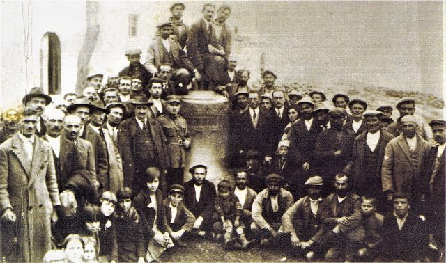 Santeos: Η καμπάνα του Καρς στο Κιλκίς. (1ο δημοσίευμα)