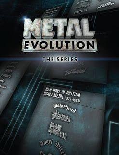 QUE EN PAZ DESCARGUES: Metal Evolution - SERIE COMPLETA