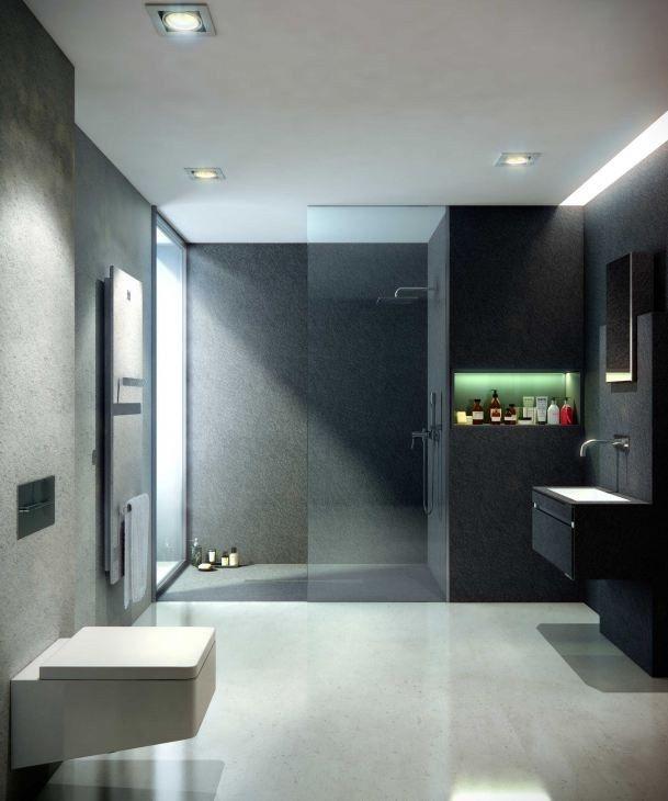 Revestimento de parede / Divisória de duche SKIN PANELS by Fiora