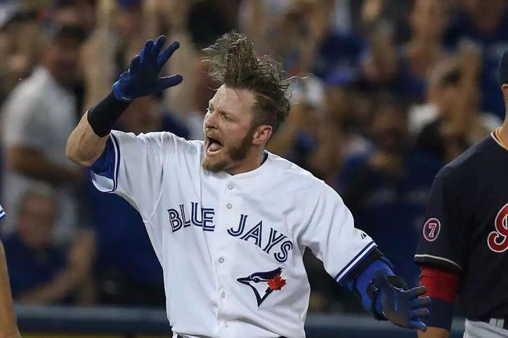 Josh Donaldson, Toronto Blue Jays MLB #Hair