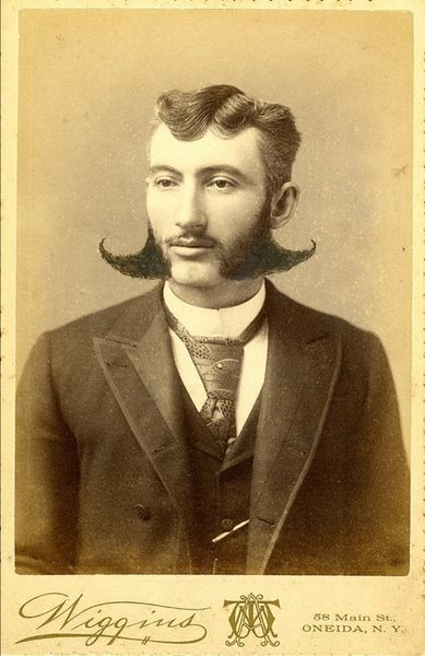 Historical Facial Hair