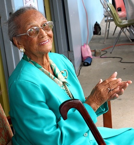 29 May 2013, St. Thomas, US Virgin Islands - Noted Educator, Culture Bearer Ulla F. Muller Dies at 97. Ms Muller was born July 21, 1915, when the U.S. Virgin Islands were still part of the Danish empire. What a wonderful, altruistic human being! RIP, Ms Ulla. Thank you for all you've have done to help Virgin Islanders, young and old, student or parent, businessperson or citizen, to maximize their God-given potential.