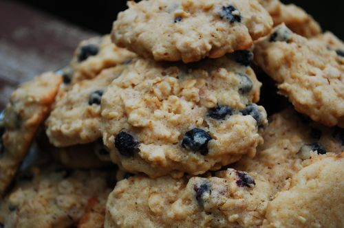 Lemon Blueberry Cookies | y.u.m.m.i.e.s | Pinterest