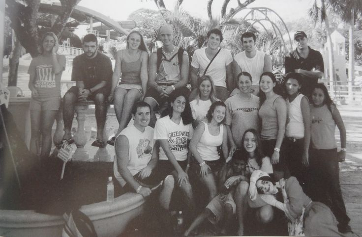 Tri-S is celebrating 50 years with a special tent at Homecoming on October 18 during the Street Fair. Pictured here is a trip in 2003. http://www.anderson.edu/tri-s/