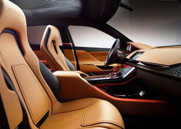 2013 Jaguar C X17 5 Seater Interior Images 600x429 2013 Jaguar C X17 5 Seater Review, Design, with Images