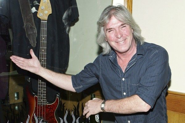 ROCKFLOYD: CLIFF WILLIAMS DEJA AC/DC