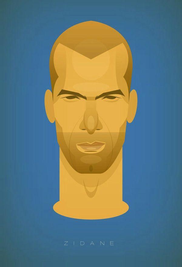 Zidane - the master