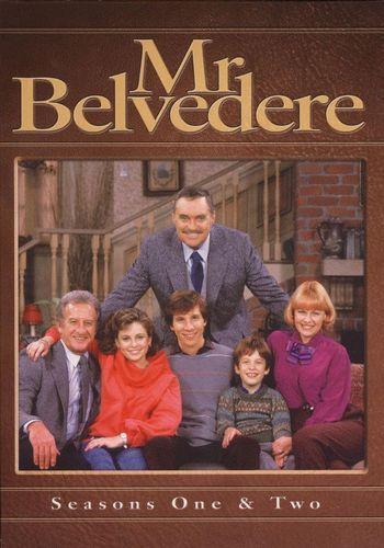 Mr. Belvedere: Seasons One & Two [5 Discs] [DVD]