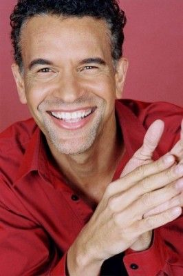 Brian Stokes Mitchell. I saw him live, and went to rehearsals. I ran into him once on stairs it was the best experience ever.