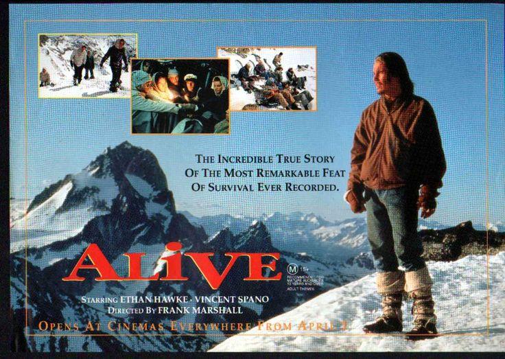 John Newton in Alive (1993)