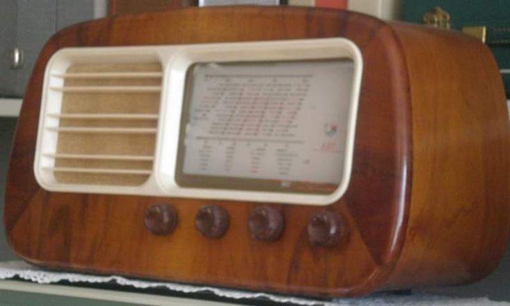 RADIO D'EPOCA ITALIANA A.R.T. Originale anni... a Campobasso - Kijiji: Annunci di eBay