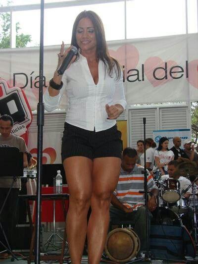 Melina Leon The Best Legs In Musica In Shape Pinterest
