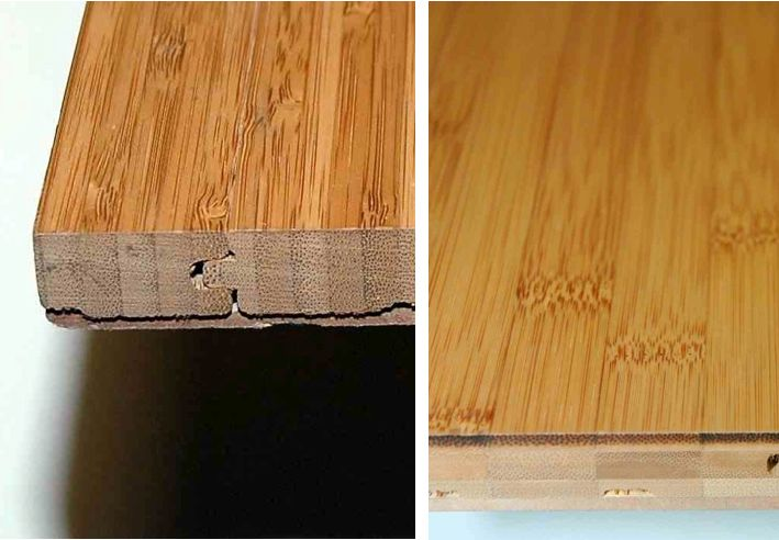 89 best images about cork and bamboo floors on pinterest for Cork vs bamboo flooring