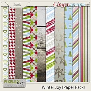 Winter Joy [Paper Pack]