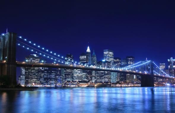 Manhattan, New York | Best places in the World.....yesssssss! One day! And I shall eat like a Queen!