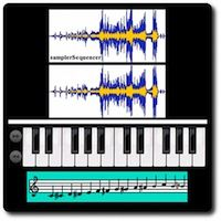samplerSequencer (HD) turns your device into a sampler sequencer for professional musicians and composers.