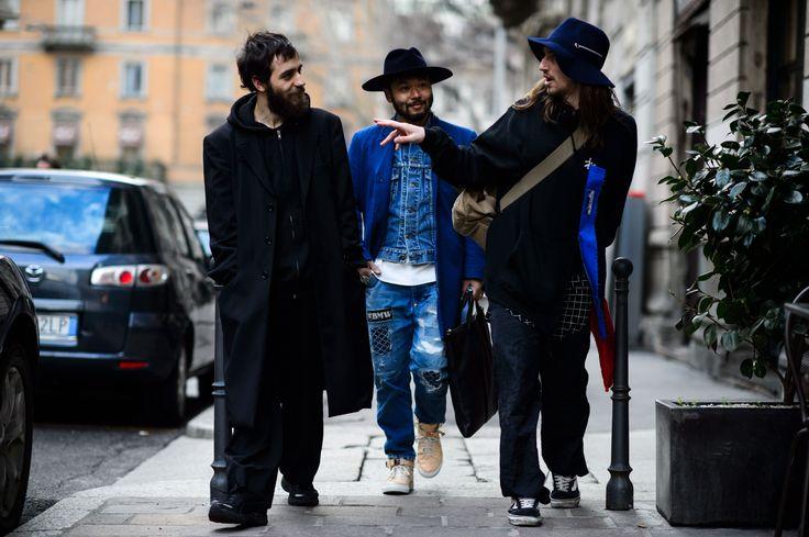 Milan Men's Fashion Week Fall 2015