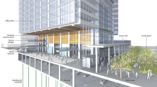 Manitoba Hydro / KPMB Architects