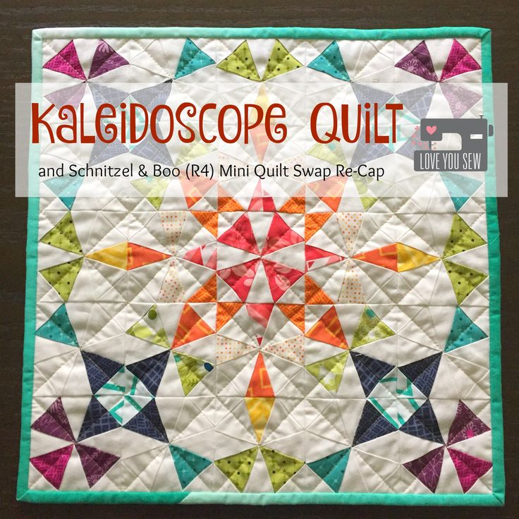 Quilt Guild Swap Ideas : KaleidoscopeTitle Quilt tutorials and how to s Pinterest Quilt, Minis and Love