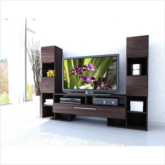 Modern Entertainment Center Interior Decorating