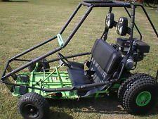MANCO DINGO FULL SIZE 2 SEATER BUGGY GOKART GO-KART GO-CART 420cc