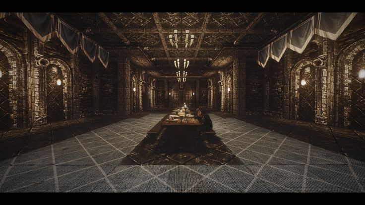 The Palace of Kings #games #Skyrim #elderscrolls #BE3 #gaming #videogames #Concours #NGC
