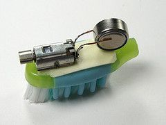 Be an Electrical Engineer: Make a Robot from a Toothbrush.