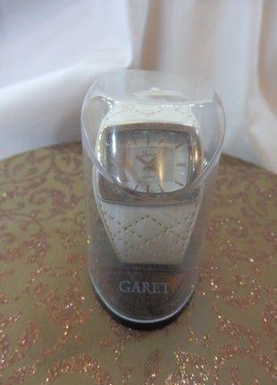 Kupuj mé předměty na #vinted http://www.vinted.cz/doplnky/hodinky/19069486-bile-damske-hodinky-garet