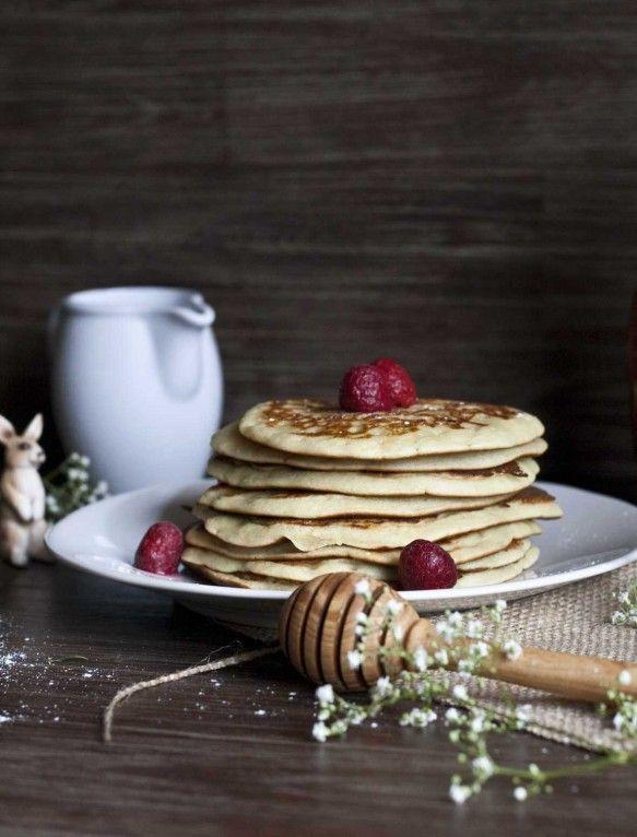 Pancakes on Pinterest