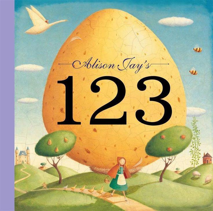 Alison Jay's 123