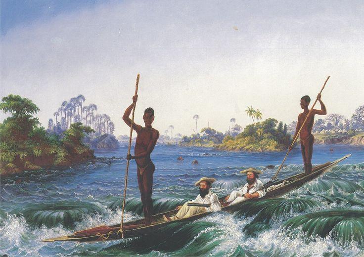 Thomas Bains Zambezi 1874