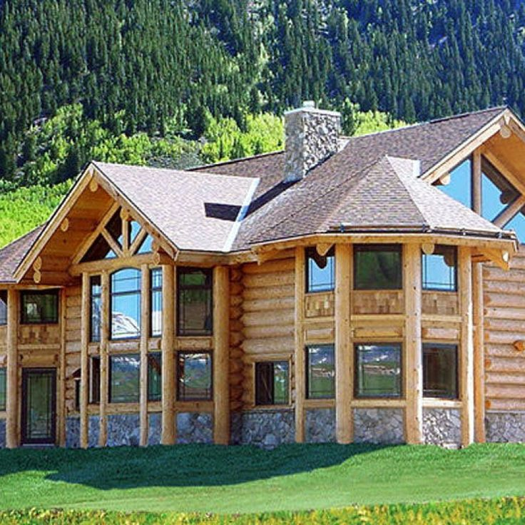 552 Best Images About Amazing Log Homes On Pinterest