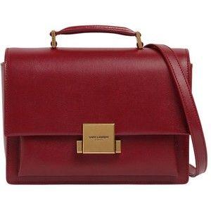 Saint Laurent Women Medium Bellechasse Leather School Bag