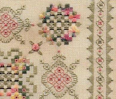 Wildflower Sampler - LOVE the colors