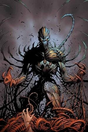The Darkness is a great comic book from Image comics - Top Cow Productions....This looks like a Dale Keown piece of comic book art, his art style is unmistakeable! and Awesome!