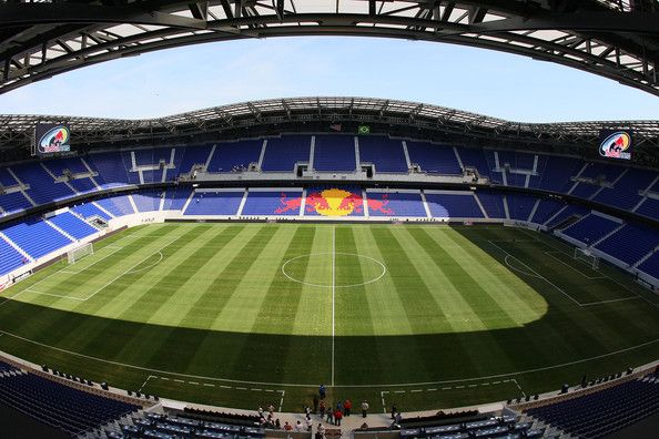 New York Red Bulls Stadium The first time somebody took ME on a date it was here.