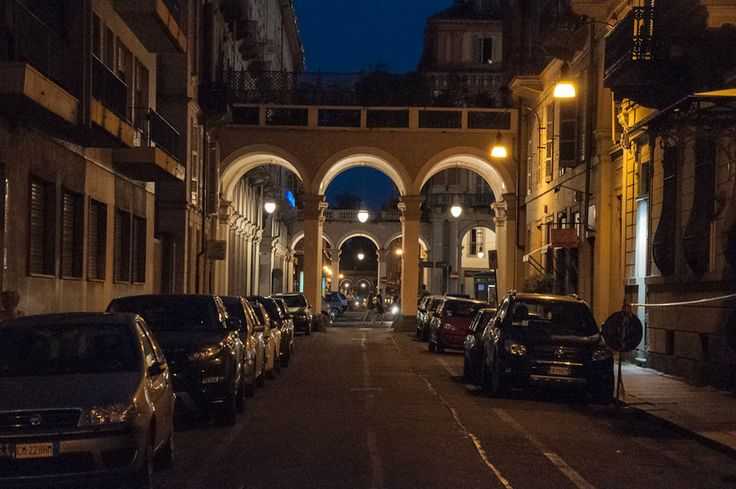 Turin (Italy )Archades by Mikael Lüthi on 500px