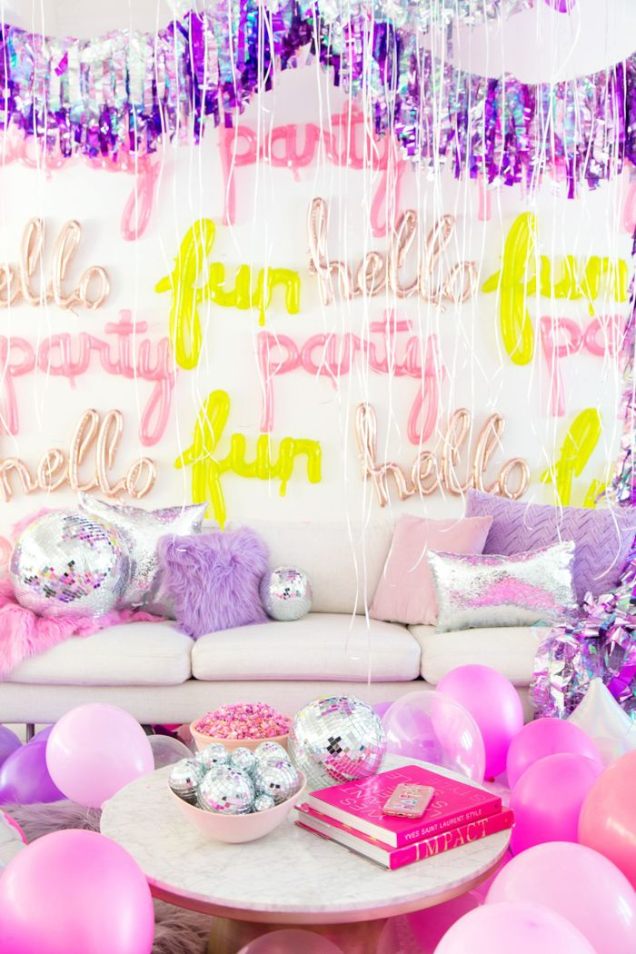45 Quick DIY Party Ideas To Make For Friends