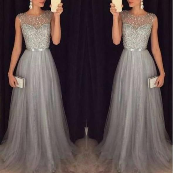 Fashion Sequin Patchwork Dress 2018 Evening Party Sleeveless O Neck Lo – rricd…
