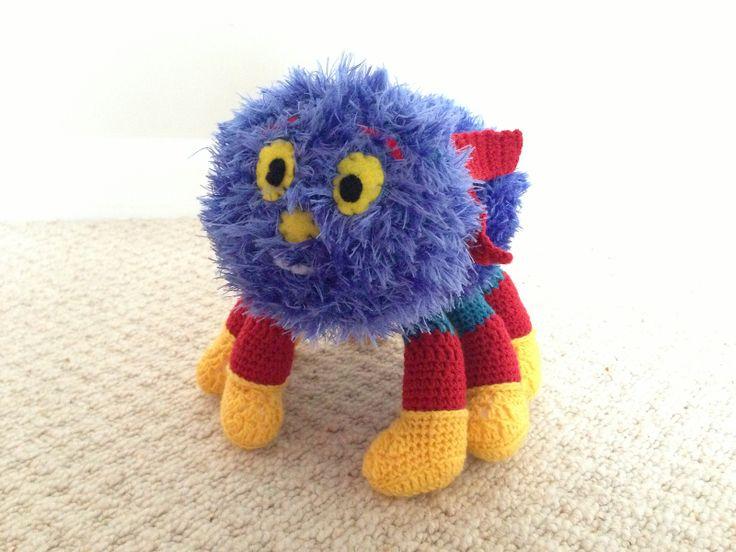Ravelry: Lkm0's Woolly & Tig Spider