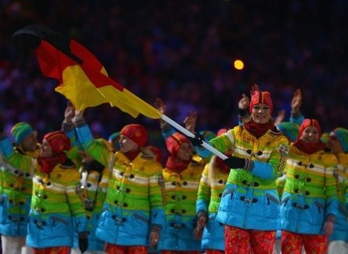 Germany defending LGBTs at the Russian Olympics